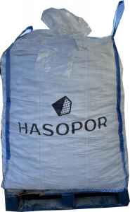 Hasopor Skumglas™ 1,5m³